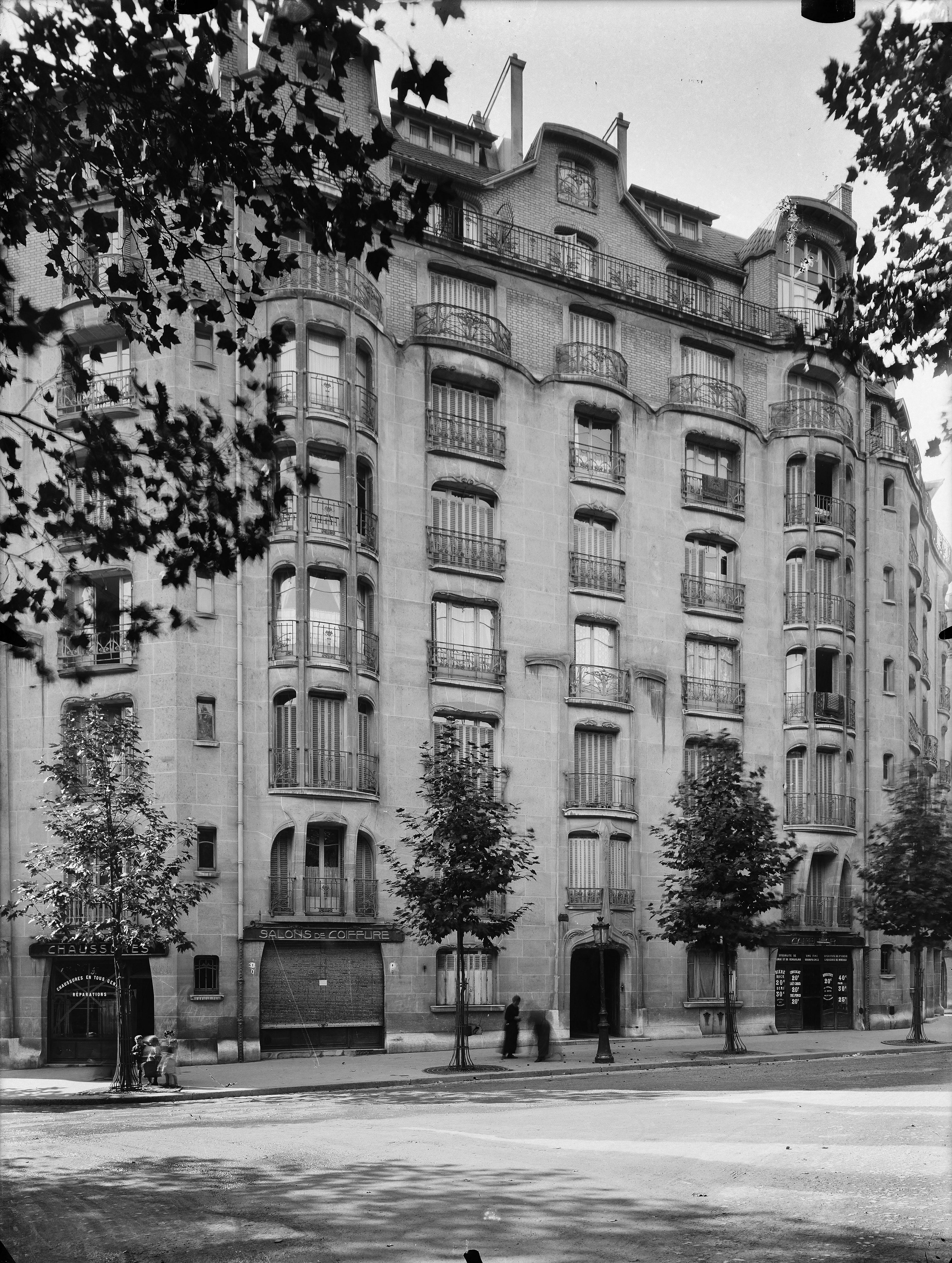 A La Decouverte De Paris Parcours Promenade Dans Le 16e