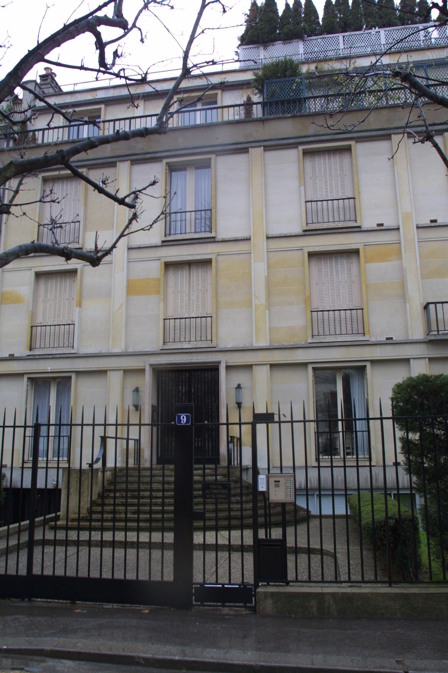 A la découverte du 16e arrondissement   à l avant-garde de l architecture 78c5ac1c6389